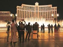 Las Vegas Sands sells Vegas properties for about $6.25 billion