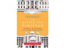 Cover of The Battle for Pakistan: The Bitter US Friendship and a Tough Neighbourhood. Credits: Amazon.in