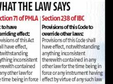 Corporate debtors set to get IBC immunity against attachment of assets