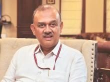 Economic Affairs Secretary Atanu Chakraborty