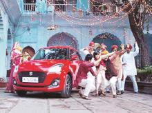 The Maruti Suzuki ad on the joy of togetherness during all festivals