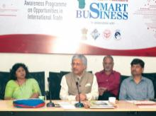Awareness Programme about Opportunities in International Trade