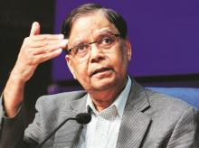 Former NITI Aayog vice-chairman Arvind Panagariya | File photo