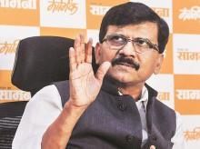 Sanjay Raut, Shiv Sena