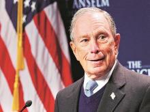 Michael R Bloomberg