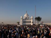 Kartarpur, Sikh pilgrims, India-Pak