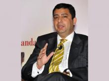 Executive director and CEO Sundeep Sikka
