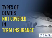 7 Types of Deaths Not Covered in Term Plan