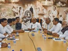 NCP Congress meeting, Sharad Pawar