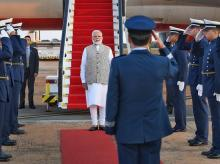 PM Modi in Brazil, BRICS Summit