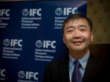 Jun Zhang, IFC's Country Head for India