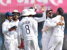 India beat Bangladesh in Indore Test
