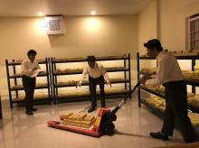 Gold vault in RBI museum