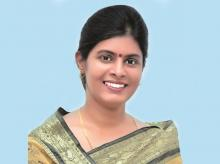 UP Minister of State for Women's Welfare Swati Singh