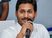File Photo of Andhra Pradesh CM YS Jagan Mohan Reddy. Source: PTI