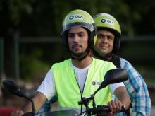 Ola bike