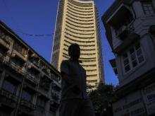 BSE Stock Exchange (Photo- Boomberg)
