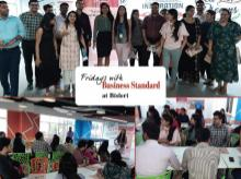 Fridays with Business Standard with Bisleri