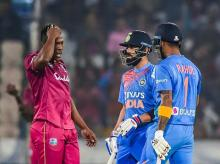 India vs West Indies 1st T20, Virat Kohli, K L Rahul