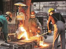 Industrial output, IIP, workers, industry