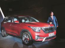 Kia Motors India MD & CEO Kookhyun Shim