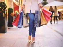 Shopping, fashion, retail, clothes