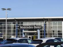 Mercedes, Audi expect sales momentum to pick up in festive season