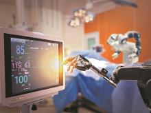 Surgery, robotic surgery