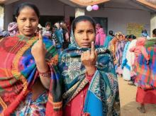 voting, Godda district, Jharkhand elections, voters