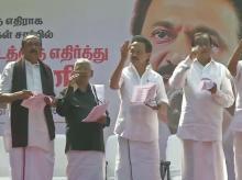 DMK, Stalin, Chidambaram, Vaiko,
