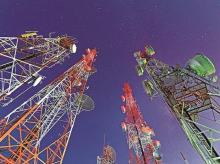 Reliance Jio, Telecom tower, Telecom sector