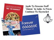 (From left) Pizza Hut,  Arre, IndiGo Airlines  have leveraged some controversial and celebratory  moments of the year