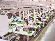 Tirupur knitwear exports units. Photo: T E Narasimhan