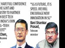 Huawei gets govt's approval to participate in 5G trials in the country