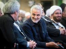 Qassem Soleimani, Iran
