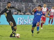 Sunil Chetri, Football, ISL