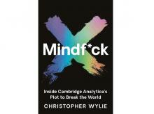 Mindf*ck: Inside Cambridge Analytica's Plot to Break the World; Author: Christopher Wylie; Publisher: Hachette; Price: Rs 599; Pages:  269