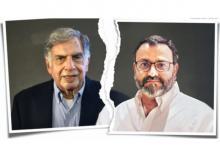 Ratan Tata, Cyrus Mistry,