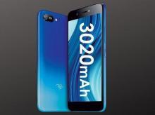 itel A25 smartphone