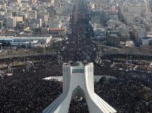 iran, protests, soleimani, US, air strike