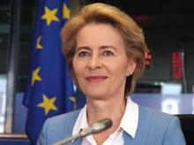 Ursula von der Leyen, EU chief, European Commission, eu, coronavirus, covid 19