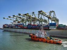 Containers, ship, Chennai Port Trust, trade, export, import