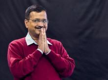 Delhi Chief Minister Arvind Kejriwal, AAP