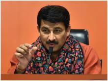 Manoj Tiwari, BJP