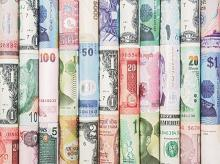 currency, rupee, dollar