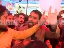 Deepak Chaurasia at Shaheen Bagh