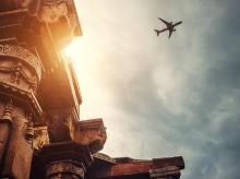 aviation, flight, plane