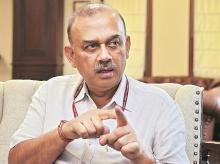 Former Economic Affairs Secretary Atanu Chakraborty
