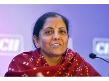 Union Finance Minister Nirmala Sitharaman Union Finance Minister Nirmala Sitharaman