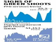 Services activity at 7-year high in January as new orders zoom: Survey